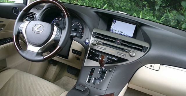 2014 Lexus RX 450h頂級版  第5張相片