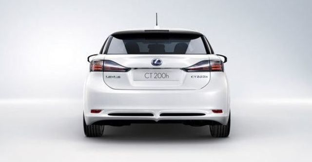 2013 Lexus CT 200h 頂級版  第3張相片