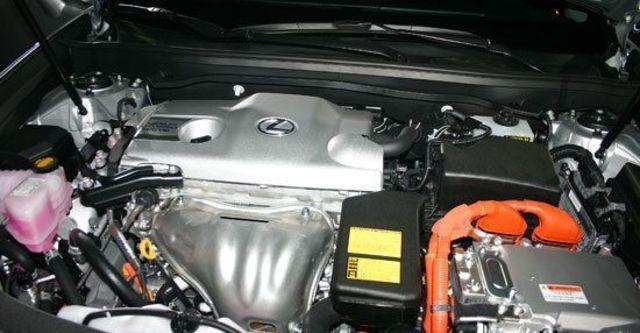 2013 Lexus ES 300h豪華版  第9張相片