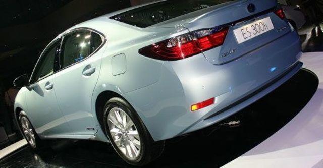 2013 Lexus ES 300h豪華版  第12張相片