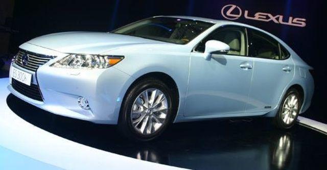 2013 Lexus ES 300h頂級版  第1張相片