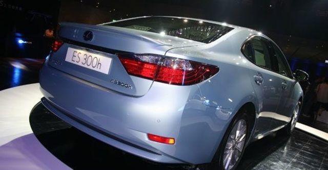 2013 Lexus ES 300h頂級版  第13張相片