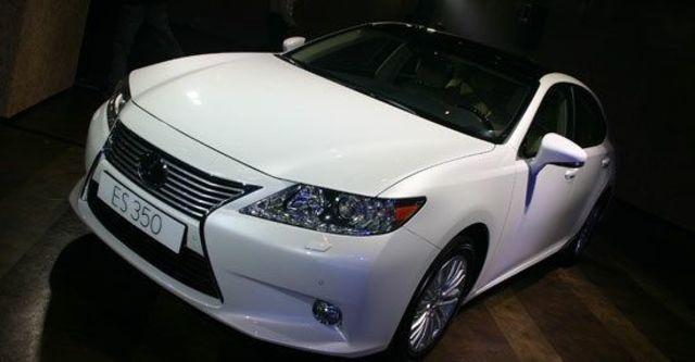 2013 Lexus ES 350旗艦版  第1張相片
