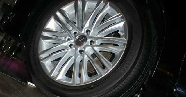 2013 Lexus ES 350旗艦版  第8張相片