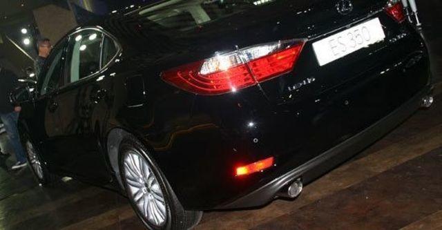 2013 Lexus ES 350旗艦版  第13張相片
