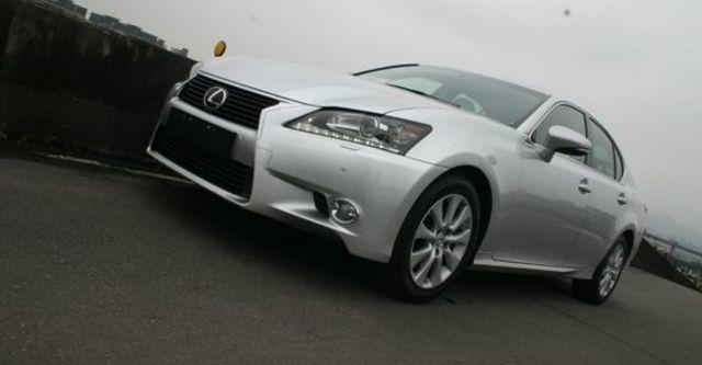2013 Lexus GS 250豪華版  第2張相片