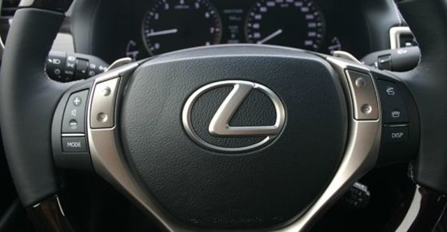 2013 Lexus GS 250豪華版  第10張相片