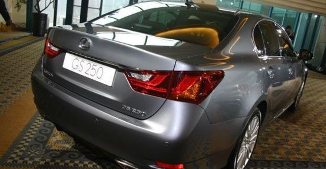 2013 Lexus GS 250頂級版  第3張相片