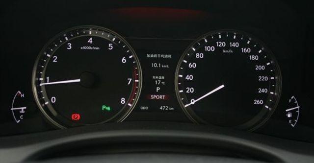2013 Lexus GS 250頂級版  第12張相片