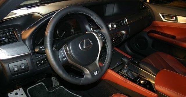 2013 Lexus GS 450h F Sport版  第3張相片