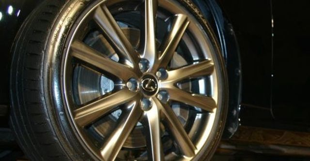 2013 Lexus GS 450h F Sport版  第5張相片