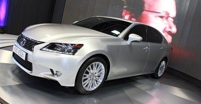 2013 Lexus GS 450h頂級版  第2張相片