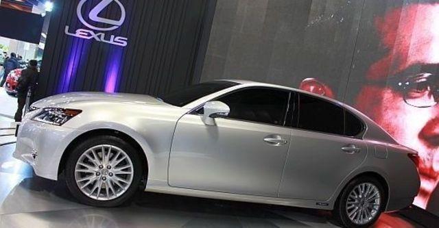2013 Lexus GS 450h頂級版  第3張相片
