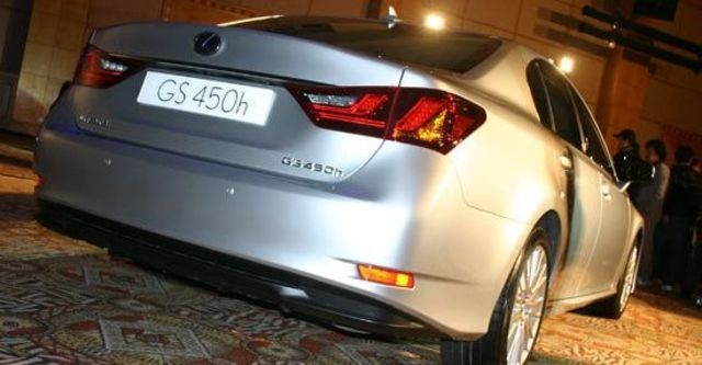 2013 Lexus GS 450h頂級版  第4張相片