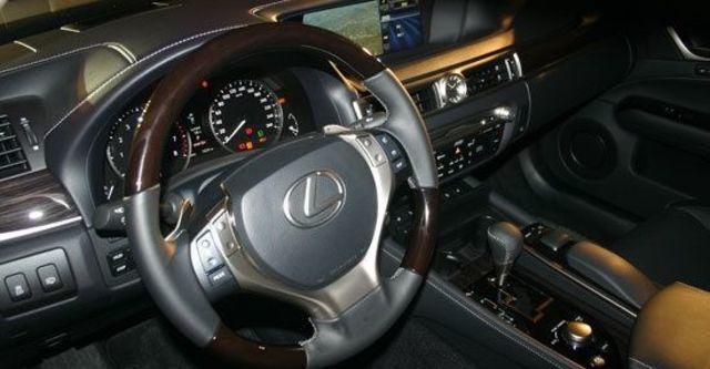 2013 Lexus GS 450h頂級版  第6張相片