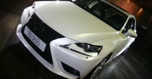 2013 Lexus IS 250頂級Navi版  第1張相片