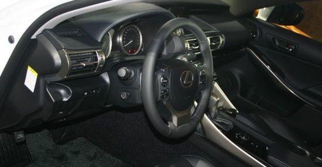2013 Lexus IS 250頂級Navi版  第6張相片