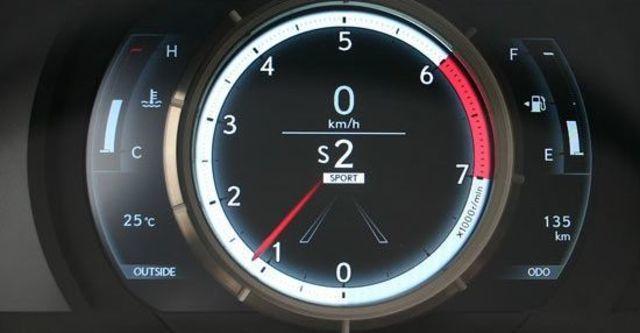 2013 Lexus IS 300h F Sport Navi版  第8張相片