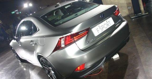 2013 Lexus IS 300h F Sport版  第3張相片