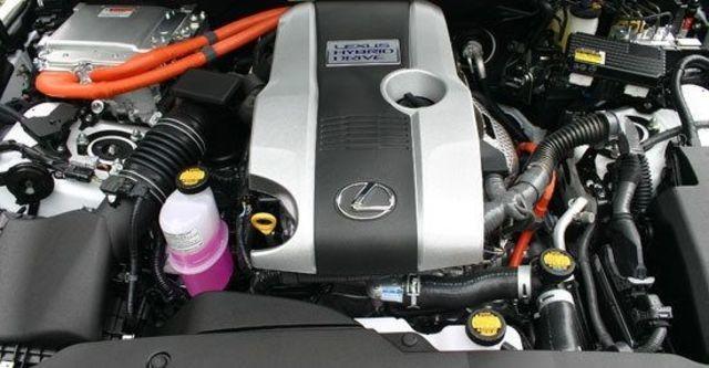 2013 Lexus IS 300h F Sport版  第5張相片