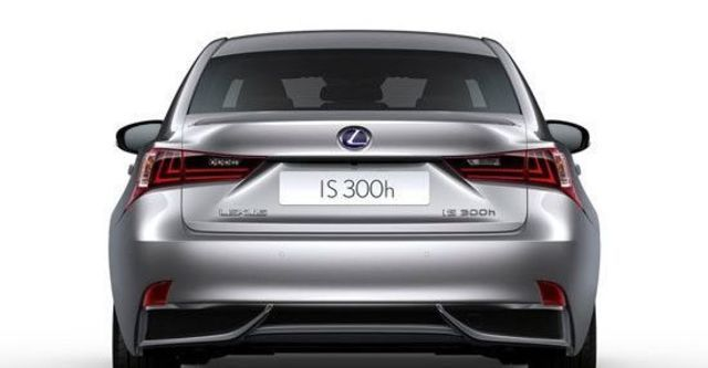 2013 Lexus IS 300h豪華版  第3張相片