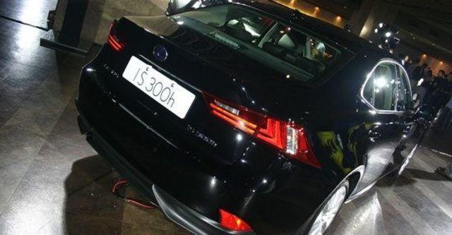 2013 Lexus IS 300h頂級Navi版  第3張相片