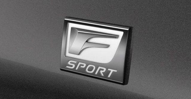 2013 Lexus LS 460 F-Sport  第8張相片