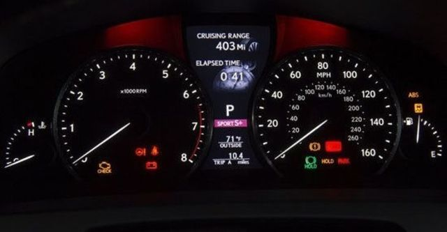 2013 Lexus LS 460 F-Sport  第9張相片