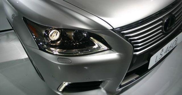 2013 Lexus LS 460L OTTOMAN  第6張相片