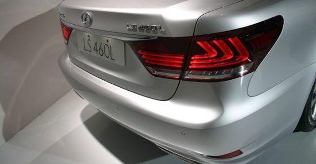 2013 Lexus LS 460L OTTOMAN  第8張相片