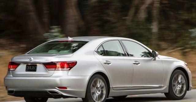 2013 Lexus LS 460標準版  第3張相片