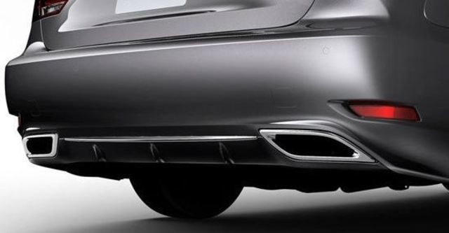 2013 Lexus LS 600h F-Sport  第3張相片
