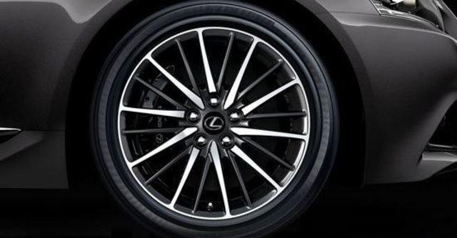 2013 Lexus LS 600h F-Sport  第6張相片