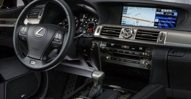 2013 Lexus LS 600h F-Sport  第9張相片