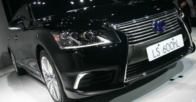 2013 Lexus LS 600hL OTTOMAN  第2張相片