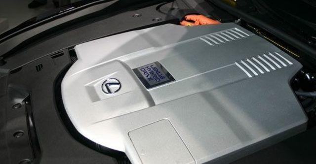 2013 Lexus LS 600hL OTTOMAN  第8張相片