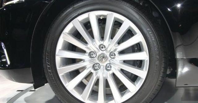 2013 Lexus LS 600hL OTTOMAN  第9張相片