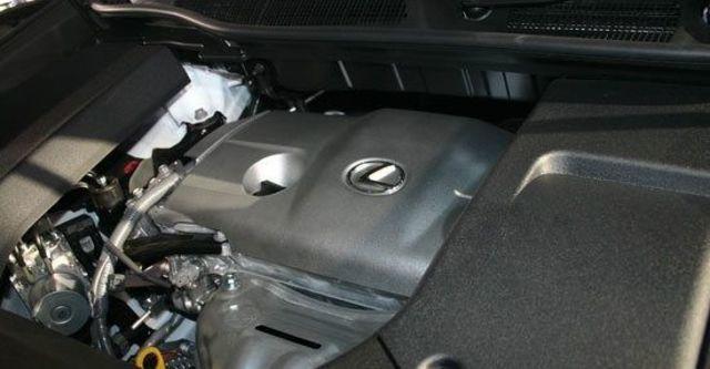 2013 Lexus RX 270豪華版  第5張相片