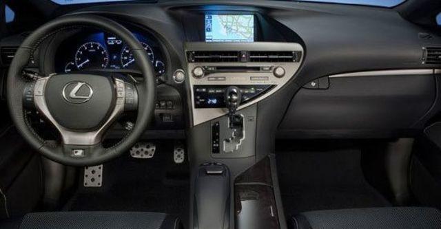 2013 Lexus RX 350 F-Sport  第3張相片