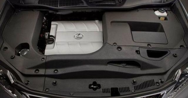 2013 Lexus RX 350 F-Sport  第9張相片