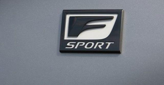 2013 Lexus RX 350 F-Sport  第10張相片
