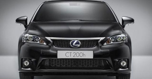 2012 Lexus CT 200h F-Sport頂級Navi版  第7張相片