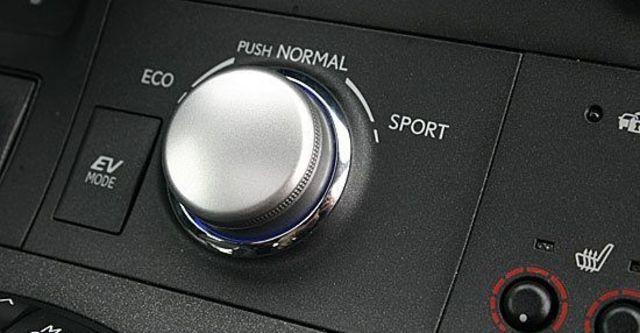 2012 Lexus CT 200h F-Sport頂級Navi版  第11張相片