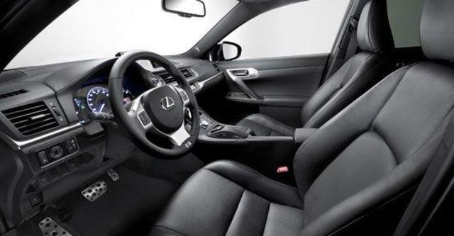 2012 Lexus CT 200h F-Sport頂級版  第5張相片