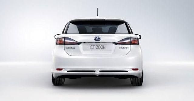 2012 Lexus CT 200h 菁英版  第3張相片