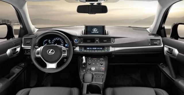 2012 Lexus CT 200h 頂級Navi版  第5張相片