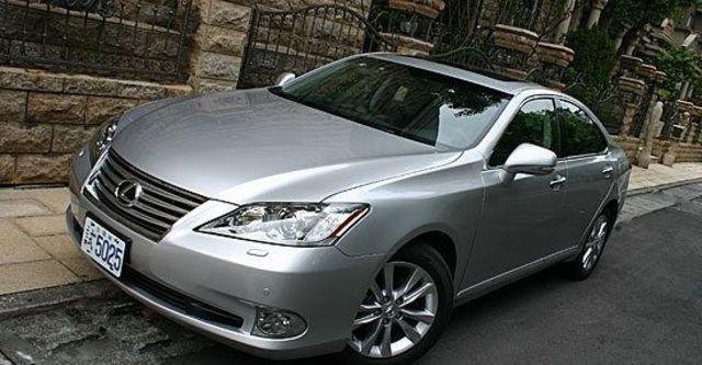 2012 Lexus ES 240豪華版  第1張相片
