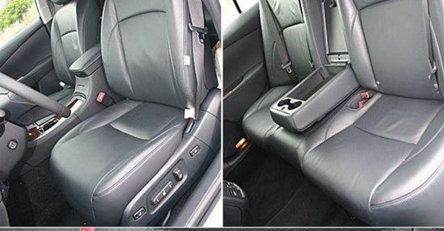 2012 Lexus ES 240豪華版  第7張相片