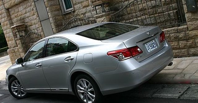 2012 Lexus ES 240豪華版  第9張相片