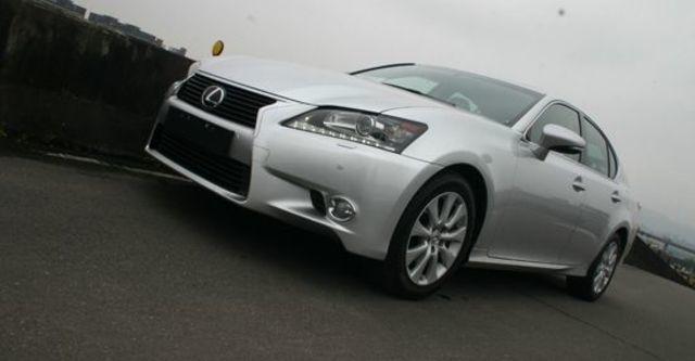 2012 Lexus GS 250豪華版  第1張相片